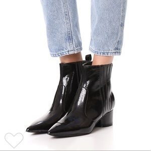 Kendall & Kylie Pointy Glossy Patent Leather Laila